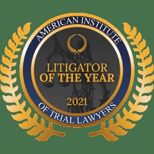Litigator of the Year Award